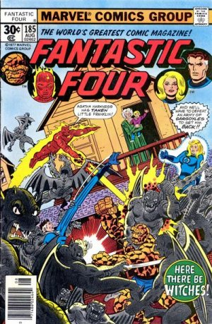 Fantastic Four # 185 Issues V1 (1961 - 1996)