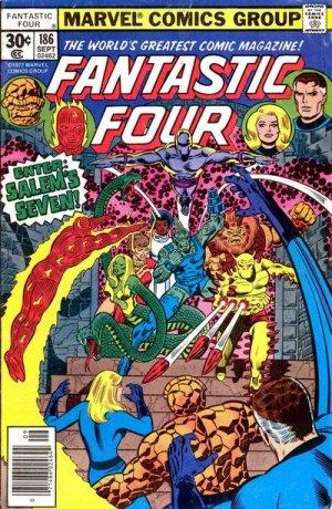 Fantastic Four # 186 Issues V1 (1961 - 1996)