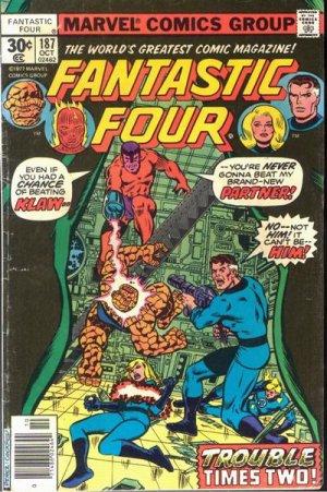 Fantastic Four # 187 Issues V1 (1961 - 1996)