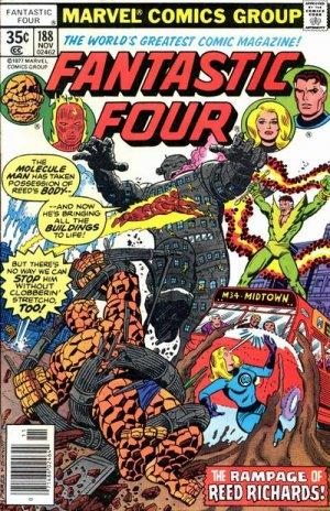 Fantastic Four # 188 Issues V1 (1961 - 1996)