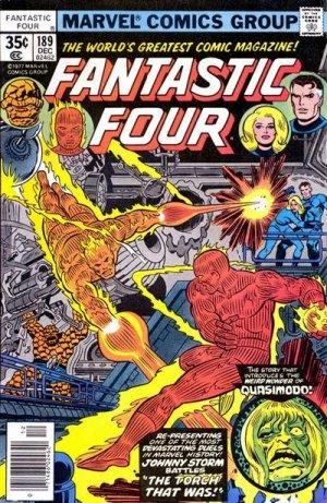 Fantastic Four # 189 Issues V1 (1961 - 1996)