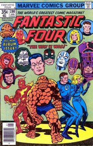 Fantastic Four # 190 Issues V1 (1961 - 1996)