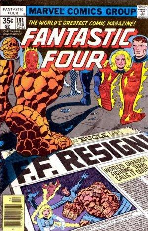 Fantastic Four # 191 Issues V1 (1961 - 1996)
