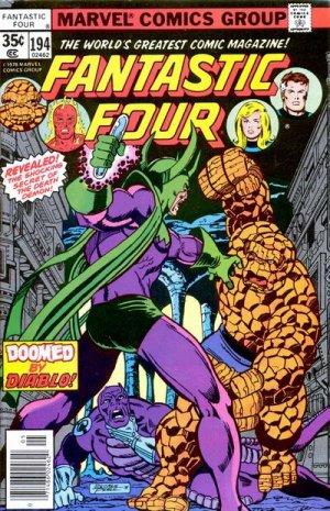 Fantastic Four # 194 Issues V1 (1961 - 1996)