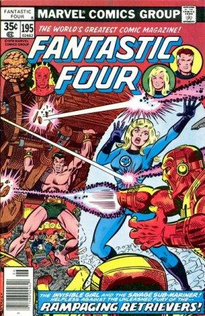 Fantastic Four # 195 Issues V1 (1961 - 1996)