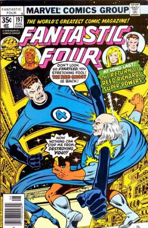 Fantastic Four # 197 Issues V1 (1961 - 1996)