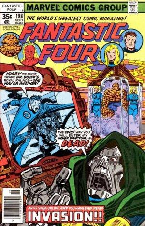 Fantastic Four # 198 Issues V1 (1961 - 1996)