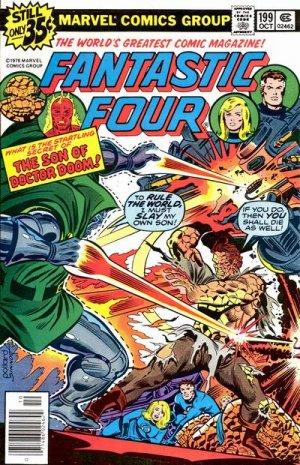 Fantastic Four # 199 Issues V1 (1961 - 1996)