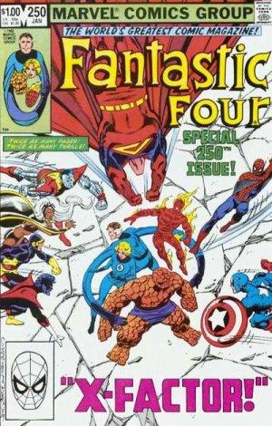 Fantastic Four T.250