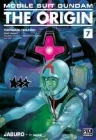 Mobile Suit Gundam - The Origin T.7