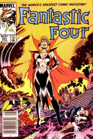Fantastic Four # 281 Issues V1 (1961 - 1996)