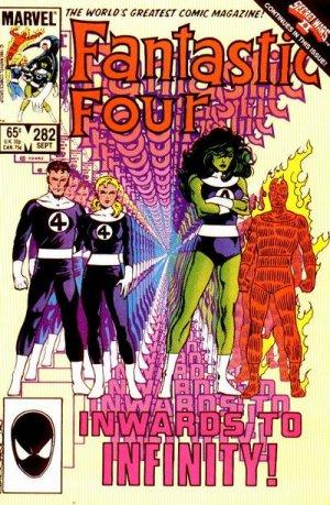 Fantastic Four # 282 Issues V1 (1961 - 1996)