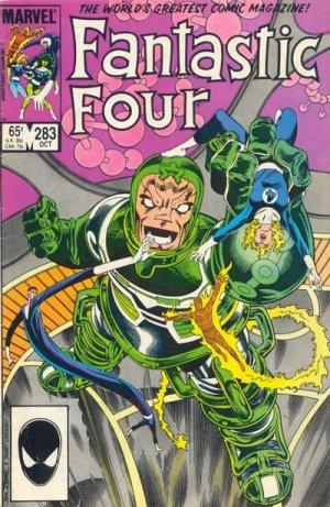 Fantastic Four # 283 Issues V1 (1961 - 1996)
