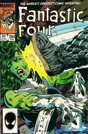 Fantastic Four # 284 Issues V1 (1961 - 1996)