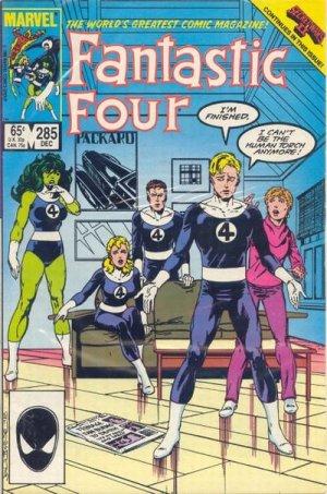 Fantastic Four T.285