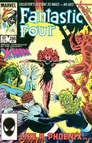 Fantastic Four # 286 Issues V1 (1961 - 1996)