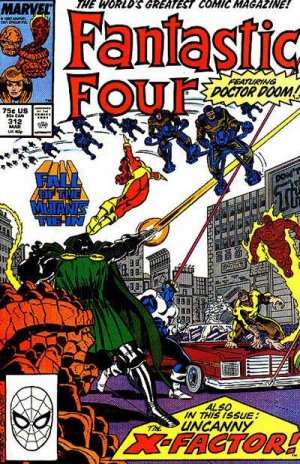 Fantastic Four # 312 Issues V1 (1961 - 1996)