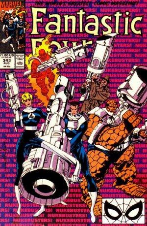 Fantastic Four 343 - Nukebusters !