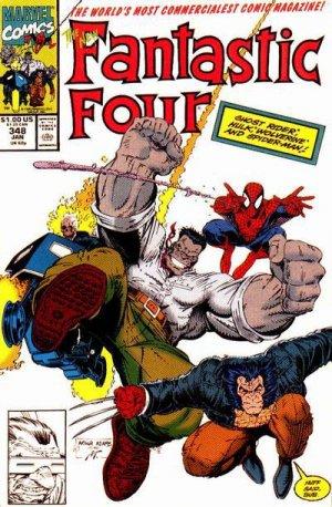 Fantastic Four T.348