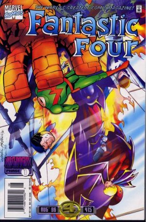 Fantastic Four # 415 Issues V1 (1961 - 1996)