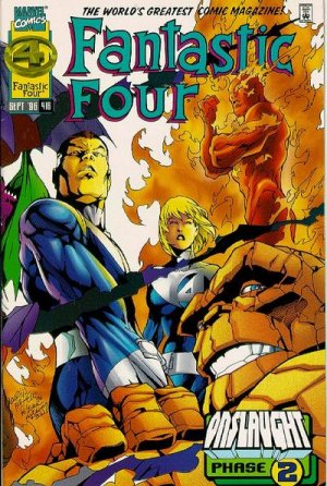 Fantastic Four # 416 Issues V1 (1961 - 1996)
