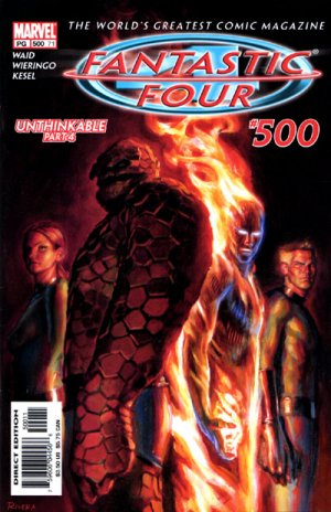Fantastic Four édition Issues V1 Suite (2003 - 2011)
