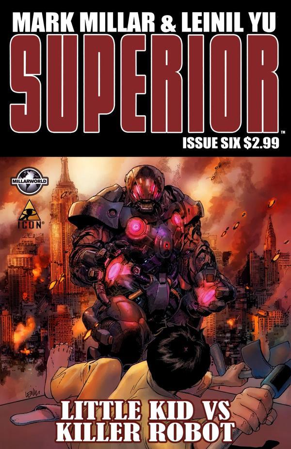 Superior 6 - #6