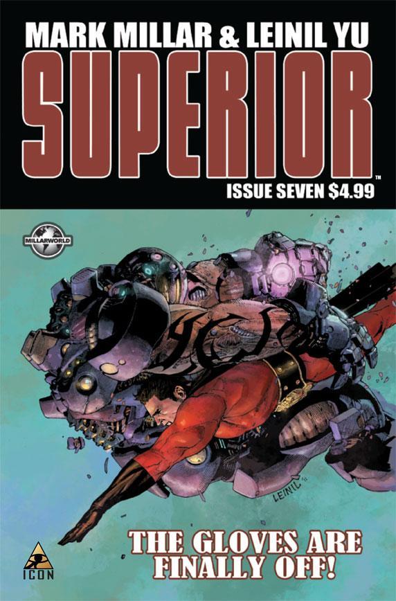 Superior 7 - #7