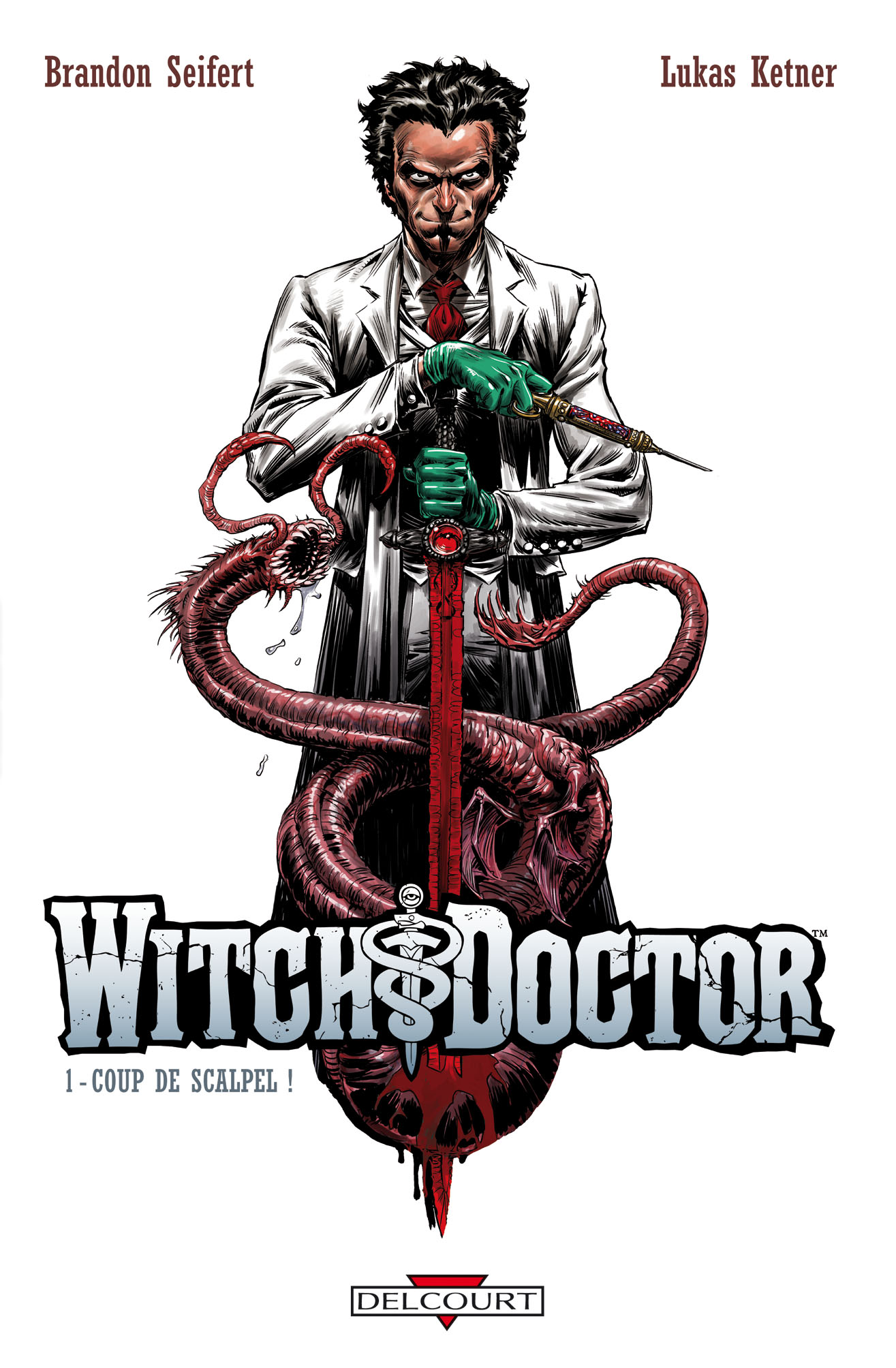 Witch Doctor 1 - Coup de scalpel !