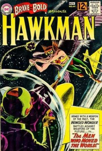 The Brave and The Bold 44 - presents HAWKMAN