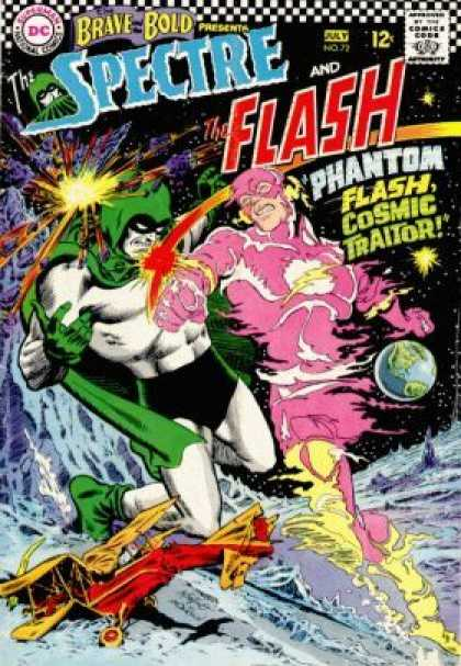 The Brave and The Bold 72 - Phantom Flash, Cosmic Traitor