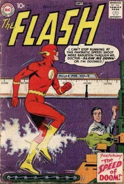 Flash 108 - The Speed of Doom!