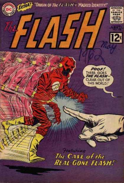 Flash 128 - The Case of the Real-Gone Flash!