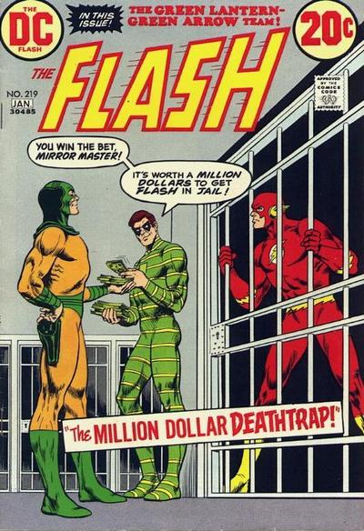 Flash 219 - The Million Dollar Deathtrap!