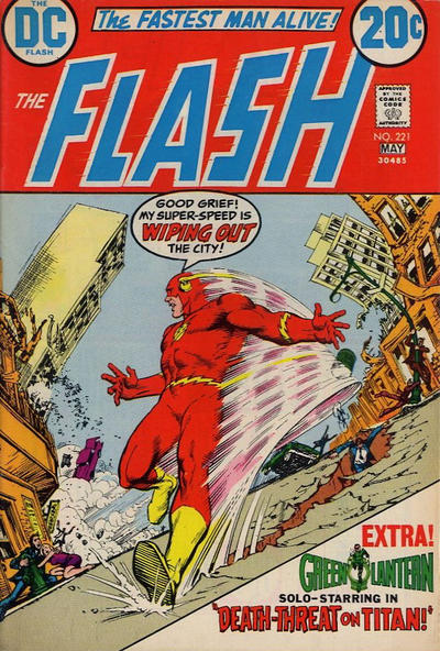 Flash 221 - Time-Schedule For Disaster!