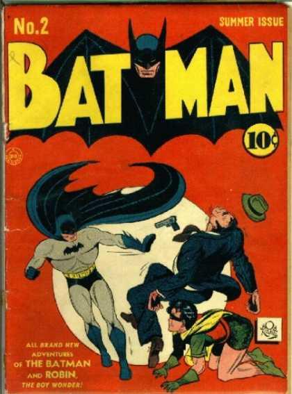 Batman 2 - Joker Meets Cat-Woman
