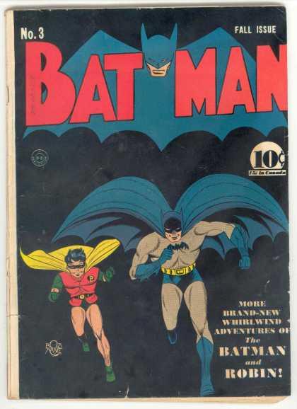 Batman 3 - The Strange Case of the Diabolical Puppet Master