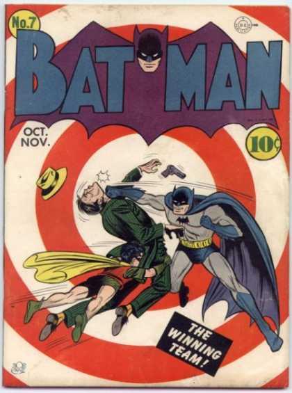 Batman 7 - The Winning Team