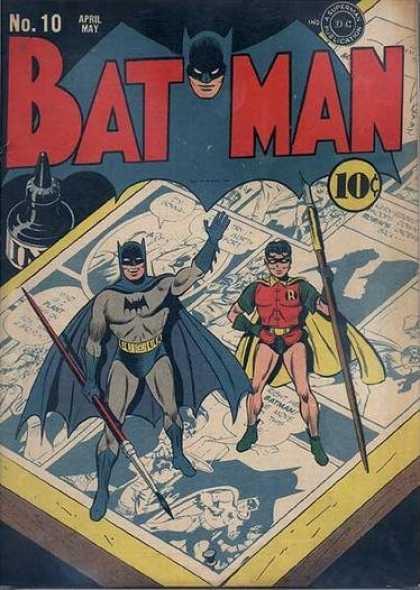 Batman 10 - The Isle That Time Forgot!