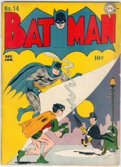 Batman 14 - Bargains In Banditry!