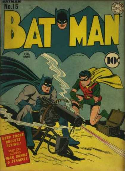 Batman 15 - The Two Futures