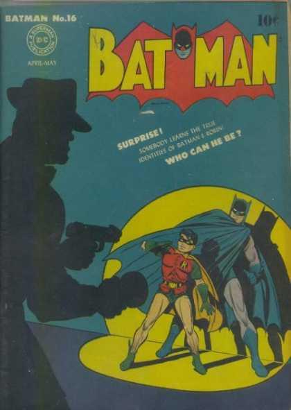 Batman 16 - The Joker Reforms!