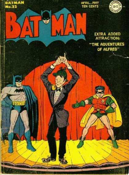 Batman 22 - The Duped Domestics!