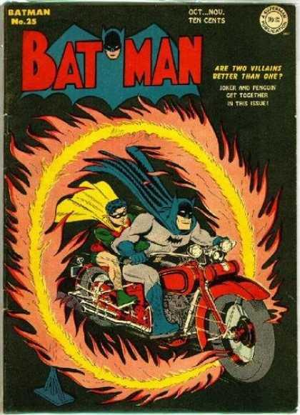 Batman 25 - Knights of Knavery