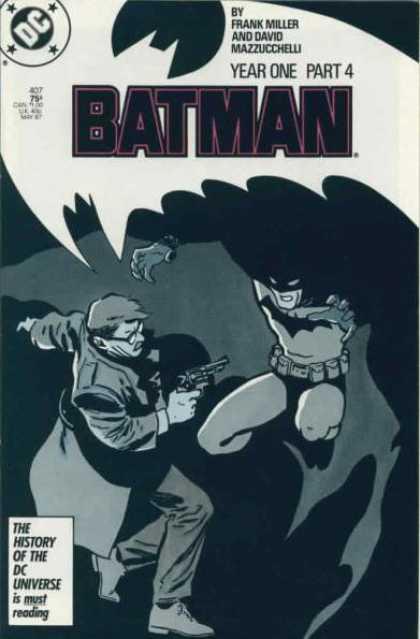 Batman 407 - Batman: Year One, Part 4, Chapter Four: Friend in Need