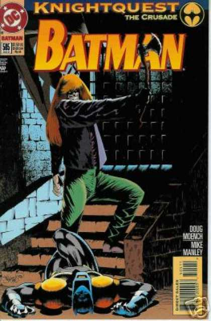Batman 505 - Knightquest: The Crusade: Blood Kin