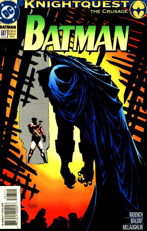Batman 507 - Knightquest: The Crusade: Ballistic