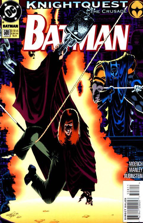 Batman 508 - Knightquest: The Crusade: Mortal Remains
