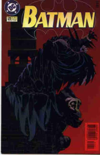 Batman 520 - Fades to Black