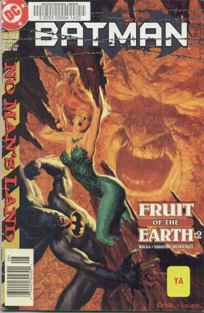 Batman 568 - No Man's Land: Fruit of the Earth, Part Two